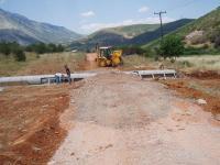 Έργο αγροτικής οδοποιίας προϋπολογισμού 620.000 ευρώ προχωρά η Περιφέρεια Θεσσαλίας στο Δήμο Πύλης