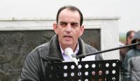 Ο υποψήφιος Ευρωβουλευτής του ΚΚΕ Ρίζος Μαρούδας σε Περιστέρα και Βασιλική