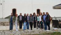 Μαθητές Ρομά σε μνημεία των Τρικάλων