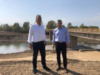 Συντηρεί τη γέφυρα «Κονδύλη» και τη γέφυρα στον Καραβόπορο με 1 εκατ. ευρώ η Περιφέρεια Θεσσαλίας