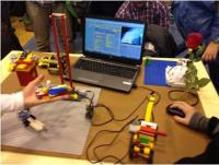Εκδήλωση ρομποτικής του Αναπτυξιακού Κέντρου Θεσσαλίας (ΑΚΕΘ) στα Τρίκαλα