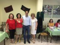 Μικέλης Χατζηγάκης: Πρωταγωνίστριες οι γυναίκες της Οιχαλίας