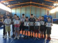 Με 9 μετάλλια ο ΑΣΤ στο πανελλήνιο παιδικό τουρνουά στην Αθήνα