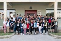 Aποχαιρετισμός της Γ΄ τάξης του 9ου Γυμνασίου Τρικάλων