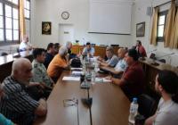 Συνεδρίασε το Συντονιστικό Τοπικό Όργανο Πολιτικής Προστασίας του Δήμου Πύλης