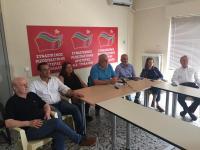 Παρουσίαση υποψηφίων βουλευτών ΣΥΡΙΖΑ - Προοδευτική Συμμαχία Τρικάλων