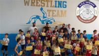 Σε προπονητική ημερίδα στην Καρδίτσα οι λιλιπούτιοι αθλητές του ΑΠΣ Τρίκαλα