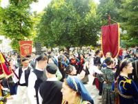Μεγάλη βλάχικη γιορτή στα Τρίκαλα  - Εξαιρετική διοργάνωση και κέφι στο 35ο Αντάμωμα των Βλάχων