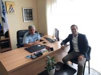 Μικέλης Χατζηγάκης: Προτεραιότητα η ασφάλεια των πολιτών