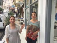 Σε Καστράκι και Διάβα περιόδευσε χθες (26.6.2019) η υποψήφια βουλευτής Τρικάλων του ΣΥΡΙΖΑ Παναγιώτα Δριτσέλη.