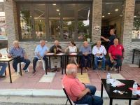 """""""Η πολιτική της συλλογικής δράσης και της οριζόντιας διαβούλευσης του ΣΥΡΙΖΑ Τρικάλων αγκαλιάζεται από τον κόσμο"""""""