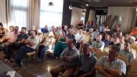 Πλήθος Εποπτών και Εκλογικών Αντιπροσώπων στο Σεμινάριο Επιμόρφωσης της ΝΔ Τρικάλων