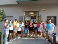 Επίσκεψη Μαθητών της Ελληνοαμερικάνικης Ακαδημίας του Lowell
