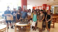 Σχεδιάζοντας και διαβάζοντας - Το Εργαστήρι Καλών Τεχνών του Ηλία Κοτσίρα στη Δημοτική Βιβλιοθήκη Τρικάλων