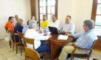 Συνάντηση εργασίας σχετικά με την υλοποίηση του έργου «Ανοικτό Κέντρο Εμπορίου Καλαμπάκας»