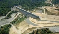 Ολοκληρώνεται το φράγμα του Ληθαίου στην Καλαμπάκα από την  Περιφέρεια Θεσσαλίας