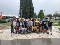 Επέστρεψαν από  κατασκηνωτικό camp προετοιμασίας οι μικροί αθλητές του ΑΠΣ Τρίκαλα