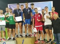 Επτά μετάλλια για τον Τρικαλινό Στίβο στο Πανελλήνιο πρωτάθλημα