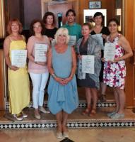 Εκπαιδευτικοί του 5ου Γενικού Λυκείου Τρικάλων στο Παλέρμο της Σικελίας