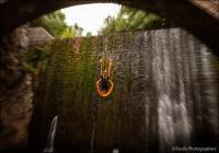 Εντυπωσιακό καλλιτεχνικό project στην γέφυρα της Παλαιοκαρυάς στην Πύλη