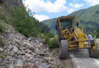Αποκατάσταση ζημιών στο ορεινό δίκτυο