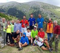 Με  επιτυχία ο Ορειβατικός  αγώνας Ολύμπου ΖΕΥΣ