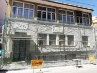 Ξεκίνησαν οι εργασίες για το κεντρικό κτήριο Κοινωνικών Δομών  Ξεκίνησαν οι εργασίες για το κεντρικό κτήριο Κοινωνικών Δομών