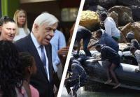 Παυλόπουλος σε παιδιά αλλοδαπών: «Είστε η ελπίδα και το μέλλον αυτού του τόπου»