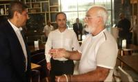 Σαββίδης-Αυγενάκης και εκνευρισμός (Video)