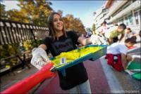 Χρωματίζοντας δρόμους στα Τρίκαλα
