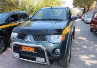 Παραλαβή δύο  καινούργιων  Οχημάτων από τον  Δήμο Πύλης