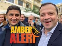 Amber alert -