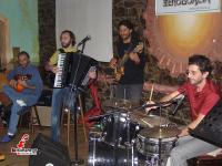Στη Σουίτα το 2008 με τους
