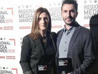 Regional Media Awards 2019 - Βραβεύτηκε η Ραδιοφωνική Λέσχη 97,6