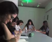 Πραγματοποιήθηκε το πρώτο εργαστήριο δημιουργικής γραφής στη Βιβλιοθήκη Καλαμπάκας