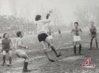 ΑΟ Τρίκαλα με Καβάλα στο στάδιο το 1973