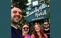 Μουσική αποστολή Tρικαλινών στο Λος Άντζελες
