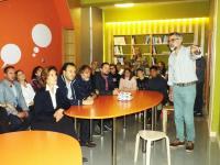 Sapere aude: Βιβλιοθήκη με μεράκι και συνέργειες στο 30ο Δημ. Σχολείο Τρικάλων