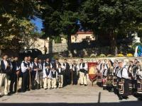 Τιμήθηκε στον  Κλεινοβό Τρικάλων η μνήμη του Σαρακατσάνου οπλαρχηγού Γρηγόρη Λιακατά