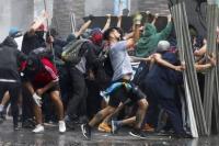 Χιλή: Γιατί όσοι συλλαμβάνονται φωνάζουν δυνατά το όνομα και τη διεύθυνση τους