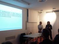 Παρουσίαση για την Επίδραση των Ηλεκτρονικών Μέσων στο Λόγο και τη Μάθηση