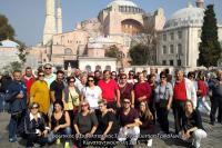 Ο Μ.Ε.Σ. Σωτήρα Τρικάλων στην Κωνσταντινούπολη