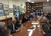 Συγκροτήθηκε σε σώμα το νέο Διοικητικό Συμβούλιο της ΠΕΔ Θεσσαλίας