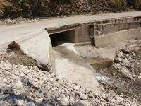 Eργασίες σε περιοχές του Δήμου Πύλης για αποκατάσταση ζημιών από πλημμυρικά φαινόμενα