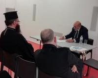 Πραγματοποιήθηκε η ομιλία του Επίτιμου Α/ΓΕΝ κ. Κοσμά Χρηστίδη