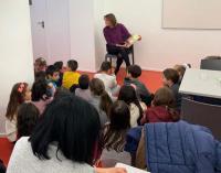 Πραγματοποιήθηκε η Χριστουγεννιάτικη εκδήλωση στη  Βιβλιοθήκη Καλαμπάκας