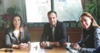 Στα Τρίκαλα η Δήμαρχος Κ. Κέρκυρας
