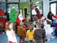 Χριστουγεννιάτικη γιορτή του Παιδικού Σταθμού «Ουράνιο Τόξο» στο Πρίνος