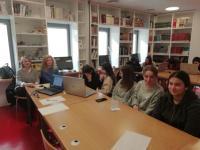 Έναρξη κύκλου συναντήσεων μαθητών του ΕΠΑΛ στο πλαίσιο των μαθημάτων «Πληροφοριακής Παιδείας»