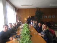Εκπαιδευτικοί και σπουδαστές από την Τουρκία στα Τρίκαλα